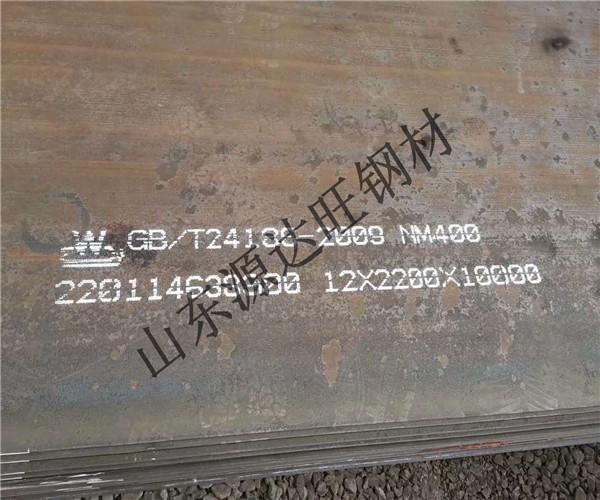 长沙nm450耐磨板的温度控制及连接技术