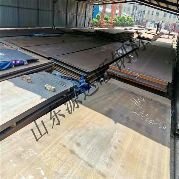 成都NM400耐磨板的组织和性能与其合金元素密切相关