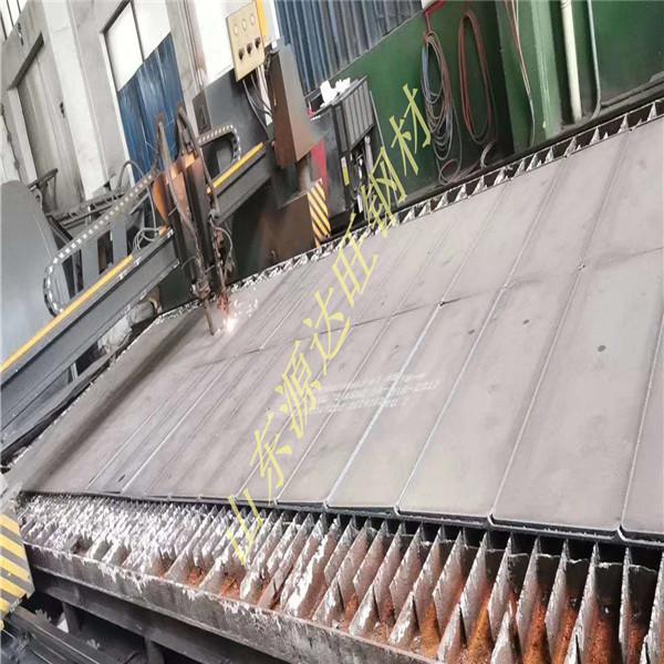 西宁NM360耐磨钢板电压脉冲试验
